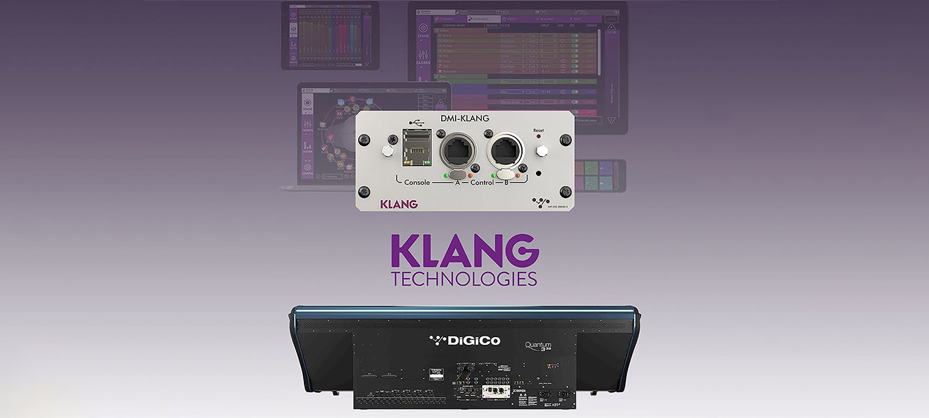 Karta DMI-KLANG zaprezentowana naNAMM 2020