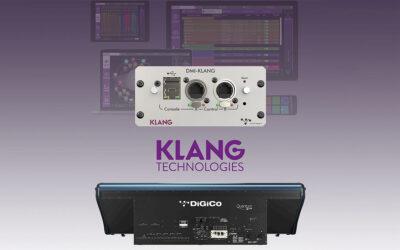 Karta DMI-KLANG zaprezentowana na NAMM 2020