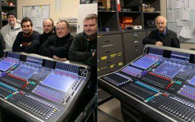 Fotis Sound inwestuje wDiGiCo