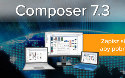 Composer 7.3 odSymetrix dostępny!