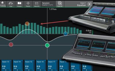 Nowa wersja oprogramowania do DiGiCo S21 i S31