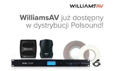 Williams AV w ofercie Polsound