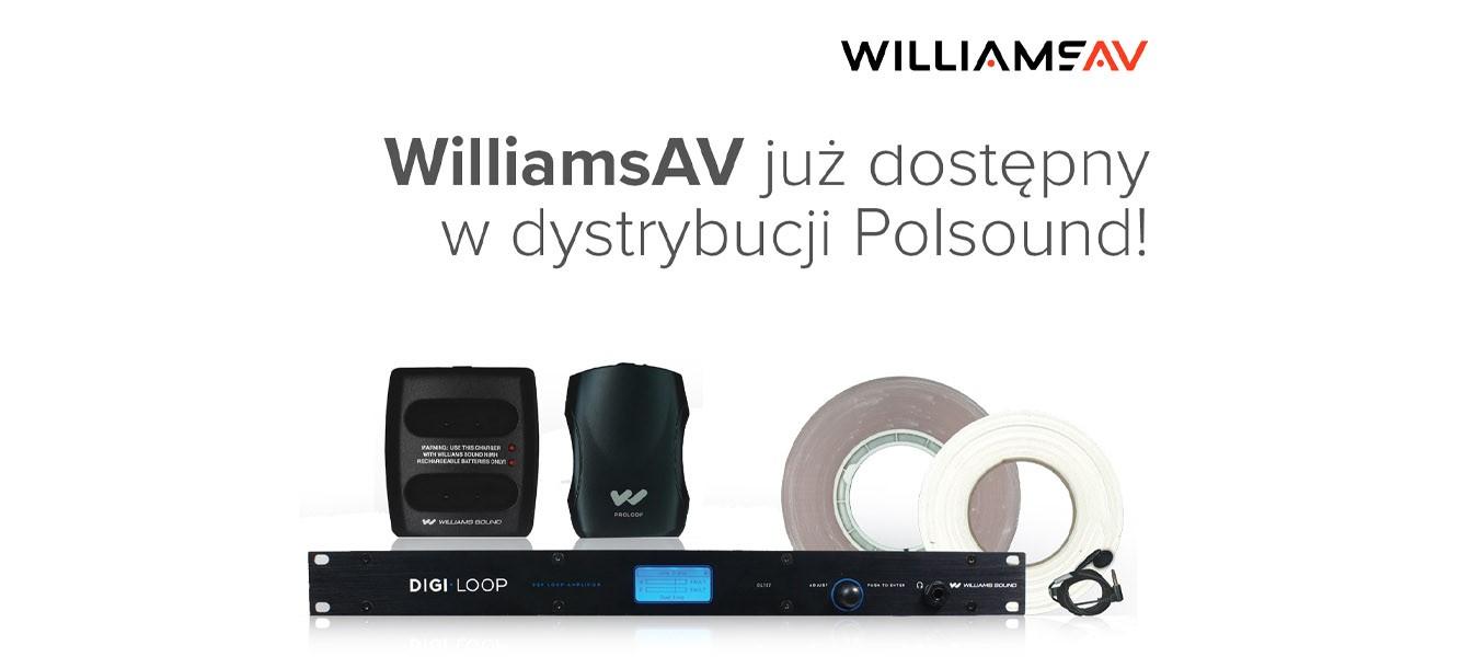 Williams AV wofercie Polsound