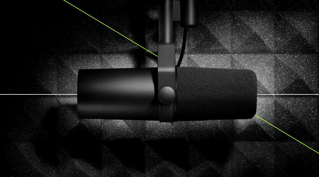 Jak wyczyścić mikrofon?