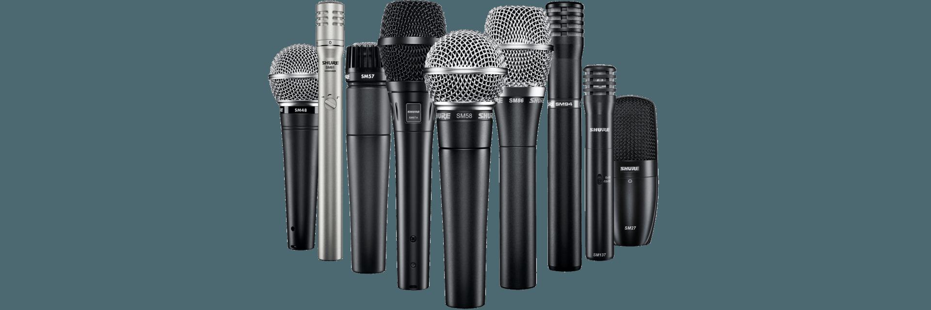 jak wyczyścić mikrofon