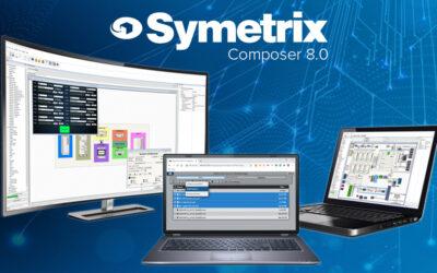 Nowa wersja programu Symetrix Composer 8.0