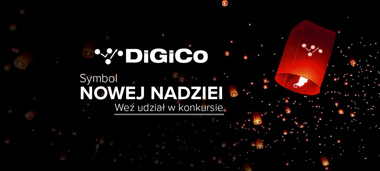 Symbol nowej nadziei – wygraj nagrody odDiGiCo