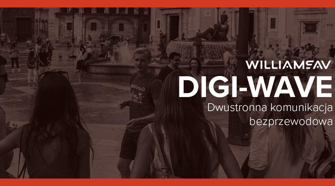 Williams AV Digi-Wave – dwustronny system komunikacji