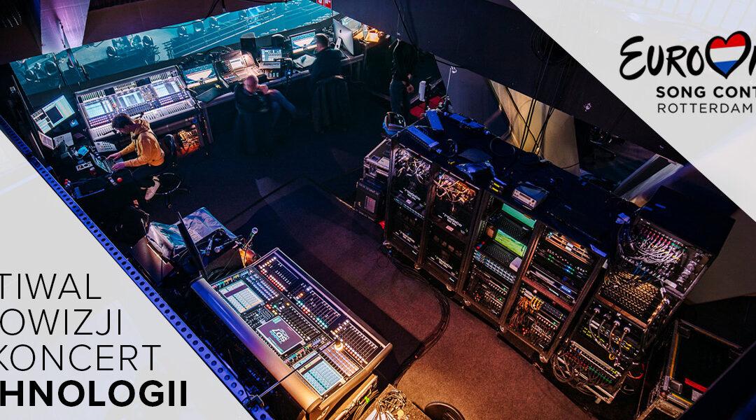 Festiwal Eurowizji tokoncert technologii