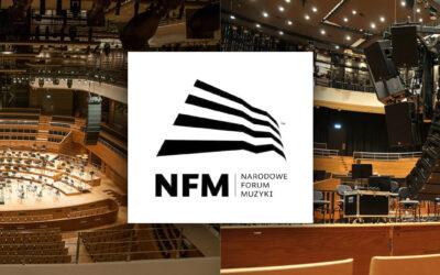Narodowe Forum Muzyki weWrocławiu