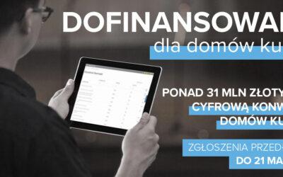 Ponad 31 mln zł naCyfrową Konwersję Domów Kultury – Nowy termin zgłoszeń