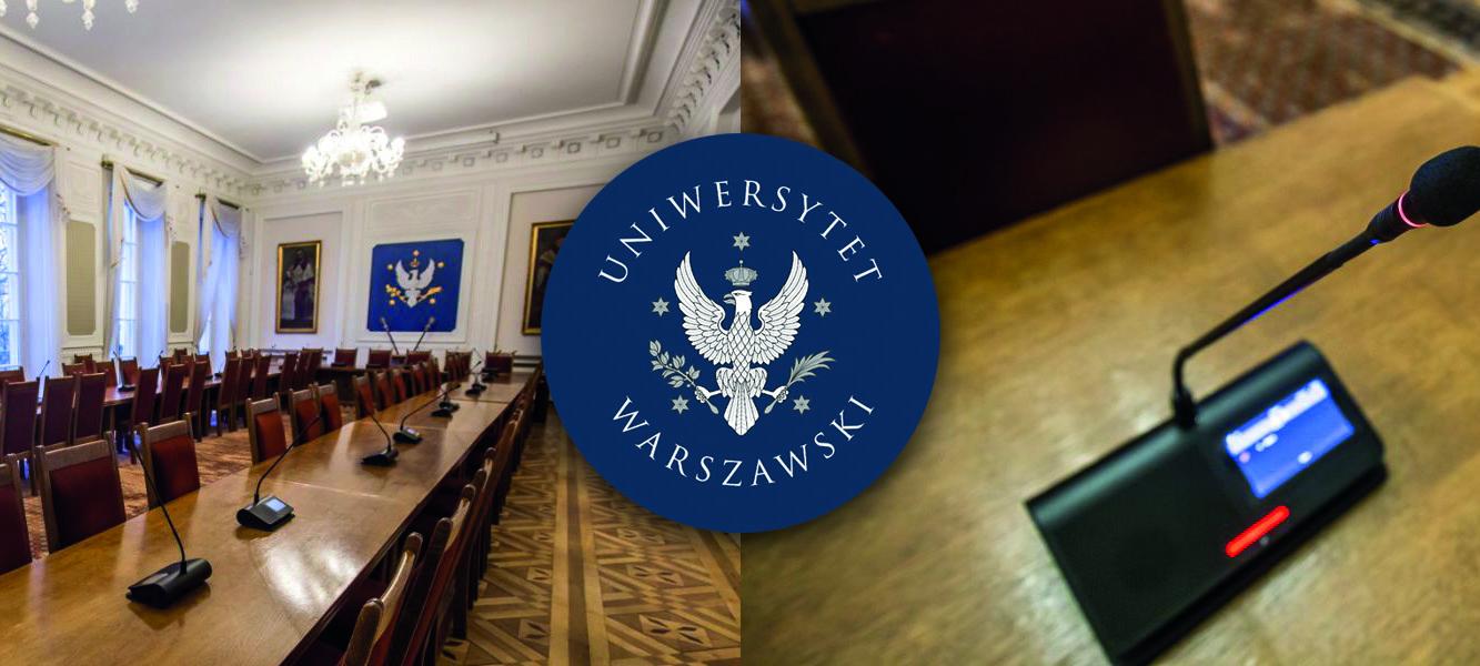 Sala Senatu Uniwersytetu Warszawskiego