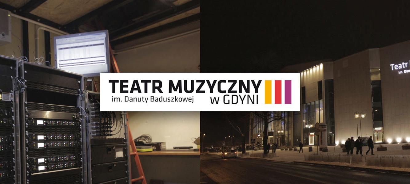 Teatr Muzyczny wGdyni