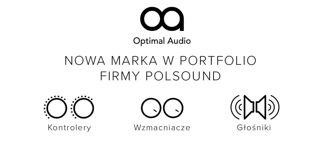 Marka Optimal Audio wportfolio firmy Polsound