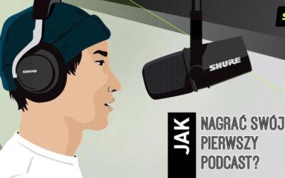 Nagraj swój pierwszy podcast zShure MOTIV
